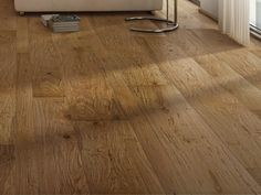 Parkett aus Holz ROVERE ANTICO by IDEAL LEGNO