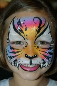 face painting Lisa Joy Young | Face Fancies Face Painting
