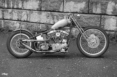 Shovelhead | Bobber Inspiration - Bobbers and Custom Motorcycles | elegant-apparatus September 2014