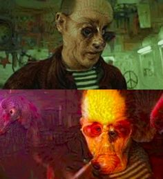 Feeding 'Fear and Loathing' to Google's Deep Dream software   Dangerous Minds