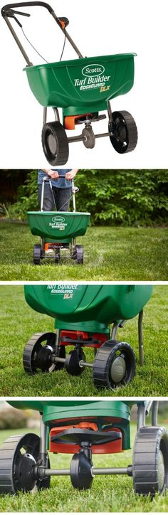 Seeders and Spreaders 118869: Scotts Turf Builder Edge Guard Dlx Broadcast Spreader,Garden Center,Lawn Care -> BUY IT NOW ONLY: $85.37 on eBay!