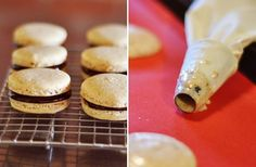 Ever tried making macarons at home? Let's commiserate. Adorable and delicious, yes. But when it comes to actually making them, these cookies are finicky, temperamental, and ornery little beasts. Or maybe it's all in our heads.