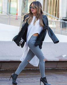 Jessi M. - NYFW Day 5 | The Long And Short Of It