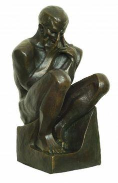 """Bolesław Biegas, """"Bezsilność"""" 1920"""