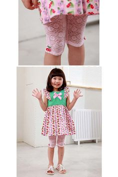 Japanese and Korean Children's fashion, clothing and accessories