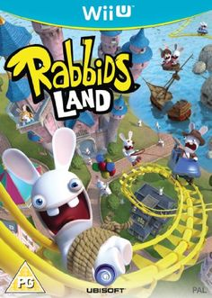 Rabbids Land (Nintendo Wii U): Amazon.co.uk: PC & Video Games