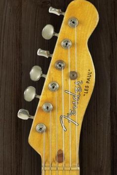 When Leo Fender Asked Les Paul to Endorse the Telecaster Fender Bass Guitar, Leo Fender, Fender Guitars, Fender Squier Telecaster, Taylor Guitars, Guitar Painting, Beautiful Guitars, Adventure Time Art, Gibson Les Paul