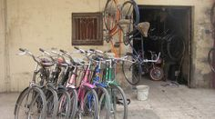 Luxor Bicycle Rent Luxor Egypt