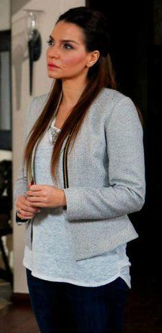 """Turkish Actress, Ebru Akel - """"Krem"""" Dizi (TV Series)"""