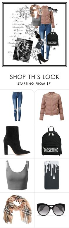 """PERFECT PUFFER JECKETS"" by j-elizabeth15 ❤ liked on Polyvore featuring WithChic, Miss Selfridge, Gianvito Rossi, Moschino, Burton, Doublju, Burberry, Alexander McQueen and Freedom To Exist"