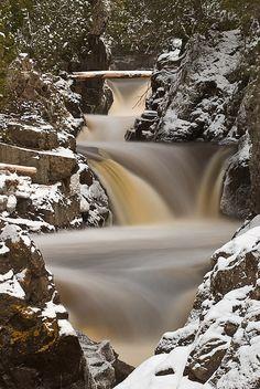 Cascade River State Park near Lutsen, Minnesota