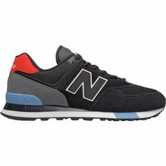 blauwe new balance sneakers yv 373 m