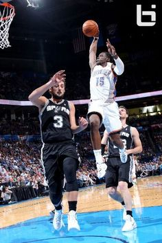 37e8193da336 Kevin Durant dunks on Marco Belinelli (why did Marco try to block it )