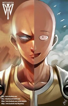 Get your favorite One Punch Man Saitama collectibles only here in RykaMall - your toy store. Other One Punch man characters are available here as well. Saitama One Punch Man, One Punch Man Anime, Fanarts Anime, Anime Characters, Manga Anime, Anime Art, I Love Anime, Awesome Anime, Naruto Evolution