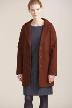 Lower Amble Coat