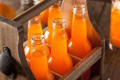 A cream soda, with a twist of blood orange, juicy orange, vanilla swirl, and vanilla bean gelato. Cream Soda, Diy E Liquid, Orange Julius, Orange Soda, Beverages, Drinks, Recipe Today, Today's Recipe, Blood Orange