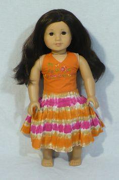 American Girl Doll Brown Hair Brown Eyes   eBay