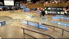 Zach Saraceno Barley Grinding the Entire Rail!: www.streetleague.com Source: Zach Saraceno… #Skatevideos #barley #Entire #grinding #rail