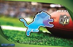 """Detroit #lions nfl #american #football usa sport wall poster 28"""" x 18"""",  View more on the LINK: http://www.zeppy.io/product/gb/2/271889147804/"""