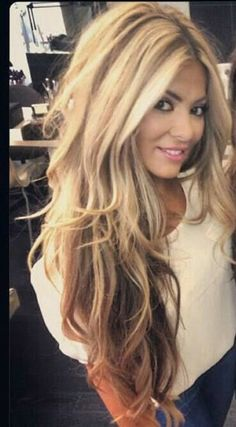Subtle Balayage Highlights Mixed In With Dirty Blonde Hair Ideas Pinterest And