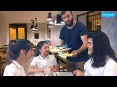 12 creaciones de alumnos en inglés para resumir un curso