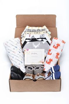 b8855a24fe5 Send a baby gift without the labor pains. Send a friend BaBox today! At