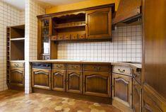 peinture meuble Cuisine V33 pour repeindre sa cuisine photo avant