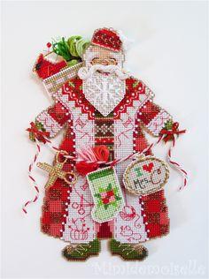 Gallery.ru / Brooke's Books Publishing. Санта Клаус - Мечты-мечты-мечты - mimidemoiselle