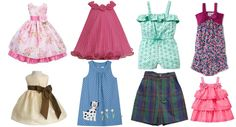 Choosing the right party dress for little girls