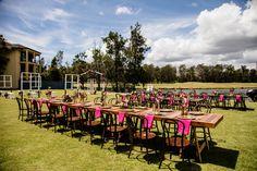 #outdoorreception #underthestars #wedding