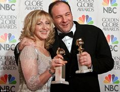 'He used to punch himself in the face with frustration': James Gandolfini…