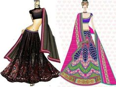 Axing sketches lehenga Indian bride