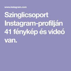 Szinglicsoport Instagram-profilján 41 fénykép és videó van. Instagram