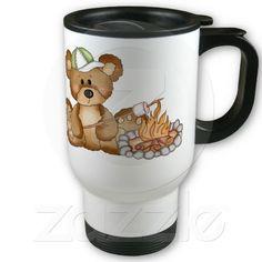 Addicted To Marshmellow Travel Mug