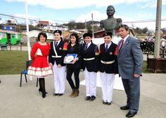 Comunidad austral se vistió de gala en festejos patrios en la provincia Antártica Chilena