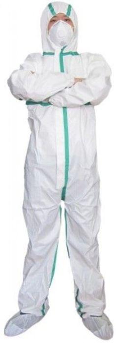 Cat 3 Type 5/6 Asbestos Hooded Coveralls - SMS-Metec