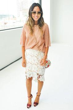 Jill Stuart Spring 2015 RTW Collection - Fashion on TheCut