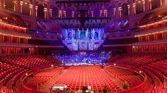 Media — Royal Albert Hall