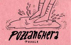 854: Pozzanghera