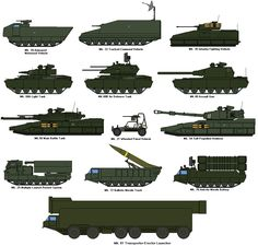 army vehicles | Army Vehicles by ~Louisvillian on deviantART