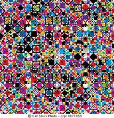 Vector - geometric pattern
