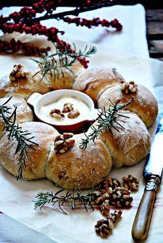 Pan de rosca con Nueces California