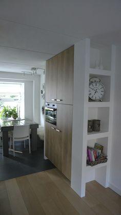 Afbeeldingsresultaat voor vakkenkast keuken
