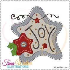 Joy Star 1 Machine Embroidery: http://trinawalker.com/shop/index.php?main_page=product_info&cPath=78_79&products_id=65