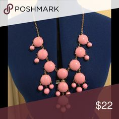J Crew lookalike necklace in pink J Crew lookalike necklace in pink Jewelry Necklaces