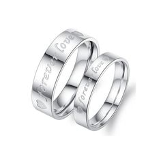 Stainless steel couple rings,Promise rings for couples, couple ring set, promise ring set Promise Rings For Couples, Couple Rings, Rings For Men, Promise Band, Silver Wedding Rings, Diamond Wedding Rings, Silver Rings, Silver Bracelets, Wedding Bands