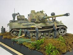 Photo 3 - King Monster | Dioramas and Vignettes | Gallery on Diorama.ru