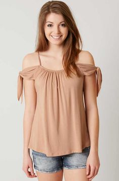 Daytrip Cold Shoulder Top - Women's Clothing | Buckle