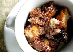 Kona Coffee Chocolate Bread Pudding