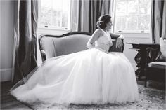 BRIDE // Kendra at the Legare Waring House